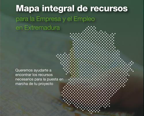 MIRE- Mapa Integral de Recursos para la Empresa y el Empleo en Extremadura
